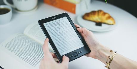 Image: Kindle Reading, by StockSnap on Pixabay