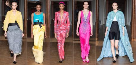 Paris Haute Couture Fashion Week: Yanina SS20 Couture Show