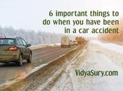 Important Things When Have Been Accident