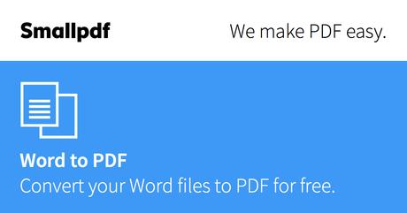 7 Best Word To PDF Converters Online