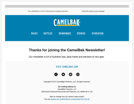 How To Write Welcome Emails That Make An Impact