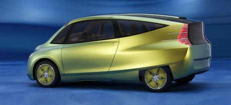 Mercedes Benz, Bionic Car,  Boxfish and Thinking