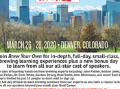 Brew Your Boot Camp Coming Denver!