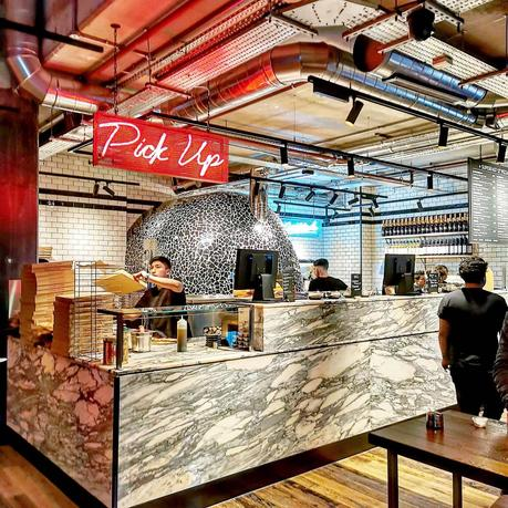 Eating Out|| Pizza Union