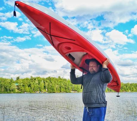 Kayaks for Big Guys