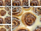 Rouleaux Cannelle (sans Œufs) Cinnamon Rolls (eggless) Rollos Canela (sin Huevos) لفات سينامون (بدون بيض)