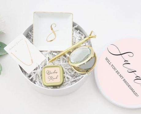 wedding gift bag ideas gift box