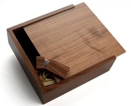 wedding gift bag ideas wood box