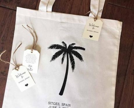 wedding gift bag ideas tote local bag