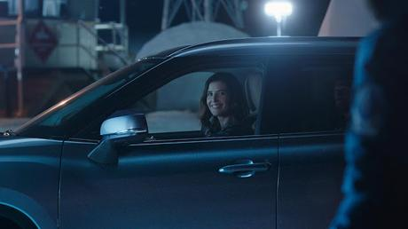 """Toyota's Big Game ad, """"Heroes,"""" features Actress Cobie Smulders and the all-new 2020 Highlander."""