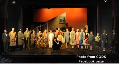 Review: Goodnight Mister Tom at the Cheltenham Playhouse (Cheltenham Operatic and Dramatic Society)