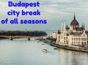 Budapest City Break Seasons