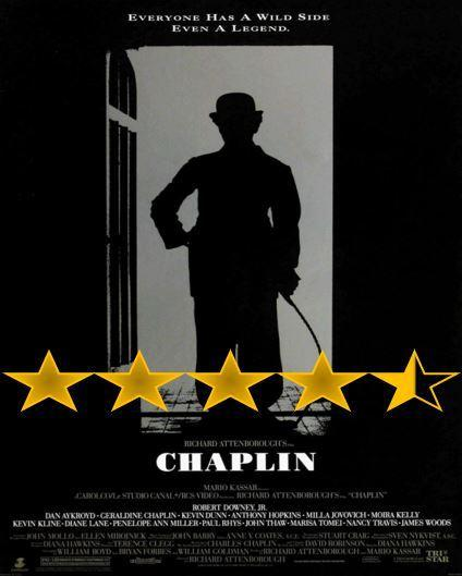 ABC Film Challenge – Oscar Nomination – C – Chaplin (1992)
