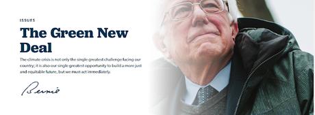 Citizens Regeneration Lobby - Group Representing U.S. Consumers, Farmers & Ranchers - Endorses Bernie Sanders