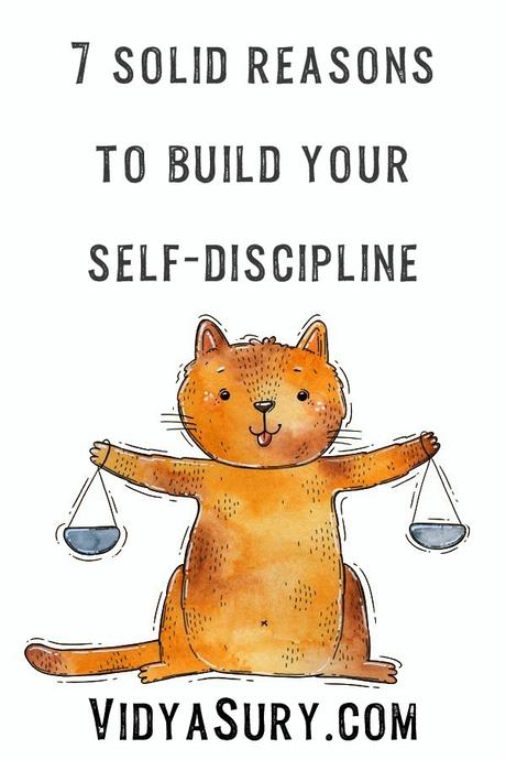 7 Ways To Master Your Self-Discipline