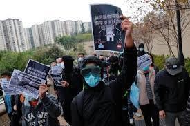 Hong Kong Corona Virus