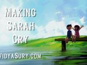 Making Sarah