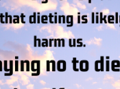 Three Most Dangerous Downsides Dieting