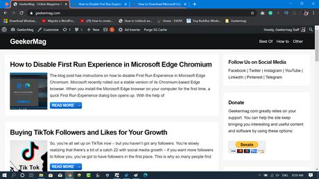 Chrome group