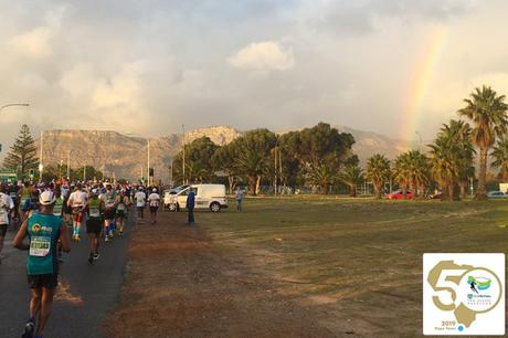 The 50th Old Mutual Two Oceans Marathon