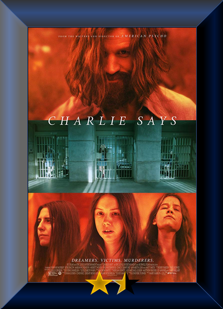 Charlie Says (2018) Movie Review