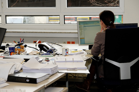 Your Desk Job Is Killing You