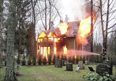 The Top Most Common Causes of House Fires