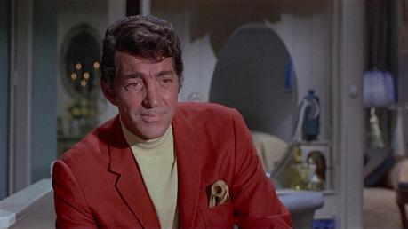 Matt Helm's Coral Red Jacket in Murderers' Row