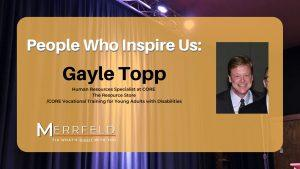 Meet Gayle Topp, Human Resources Specialist, Core the Resource Store