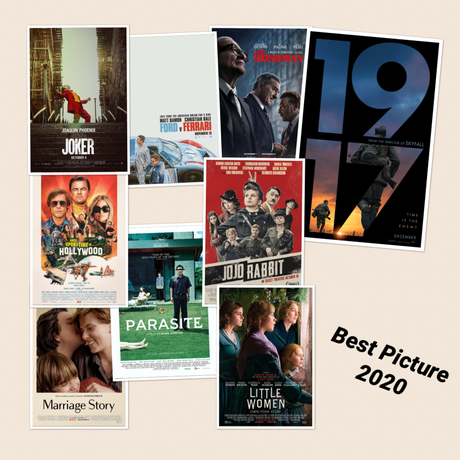 Oscars 2020 – Best Picture