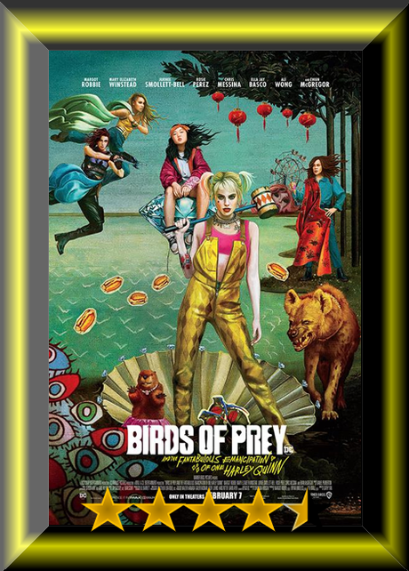 Birds of Prey (2020) Movie Review