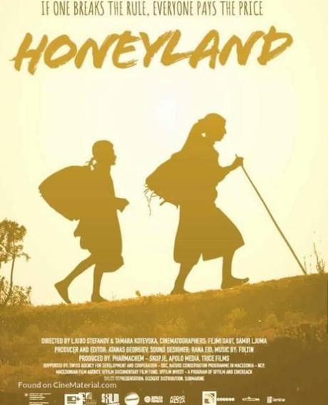 ABC Film Challenge – Oscar Nomination – H – Honeyland (2019) Movie Rob's Pick