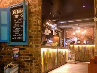 Birmingham, England: After Hours!