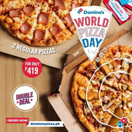 Get Your Pizza Eating Game on Because February 9 is Pizza Day!
