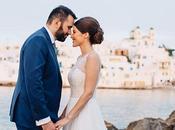 Romantic Summer Wedding Paros with Olive Theme Delphine Alexandros