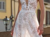 Sophisticated Boho Chic Berta Wedding Gowns Muse 2020