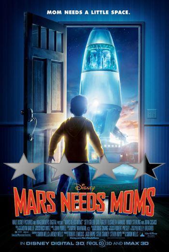 Seth Green Weekend – Mars Needs Moms (2011)