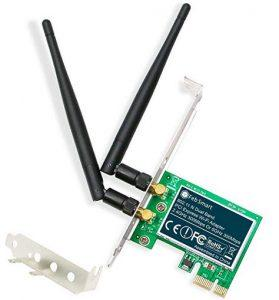 FebSmart Wireless Dual Band N600 PCI Express Wi-Fi Adapter