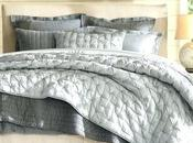 Light Gray Bedspread