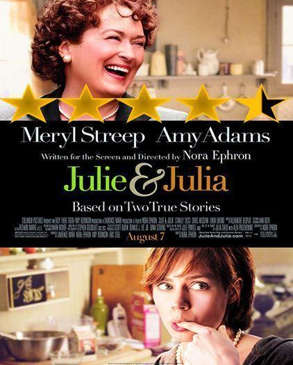 ABC Film Challenge – Oscar Nomination – J – Julie & Julia (2009)