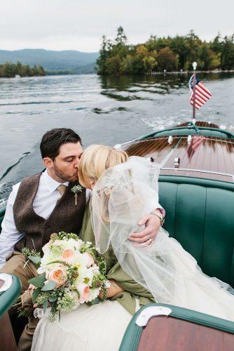 wedding exit photo ideas couple with bouquet erinmcginn