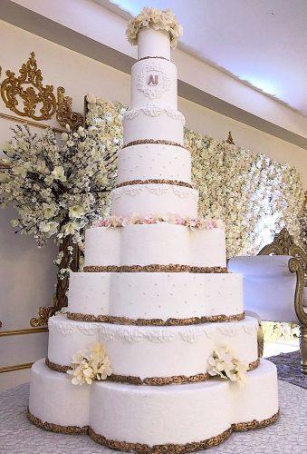 simple elegant chic wedding cakes big white cake sweetcakesnl