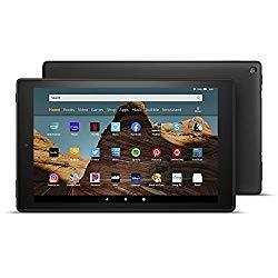 Image: All-New Fire HD 10 Tablet (10.1 inch 1080p full HD display, 32 GB) – Black