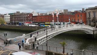 Bridge - From Shropshire to Dublin