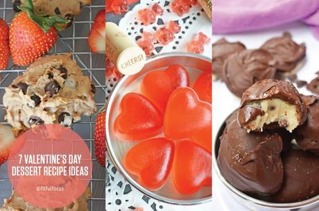 7 Valentine's Day Dessert Recipe Ideas