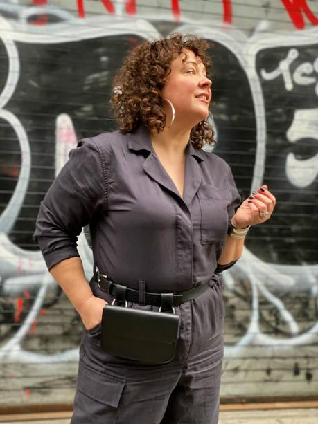 Coveralls and a Belt Bag for NYC