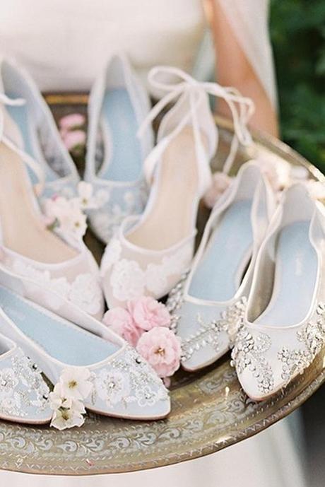things brides regret bridal shoes look