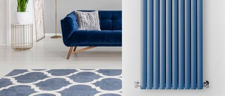 How To Incorporate A Coloured Radiator Into Your Home