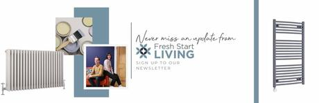 sign up to the best heating newsletter banner