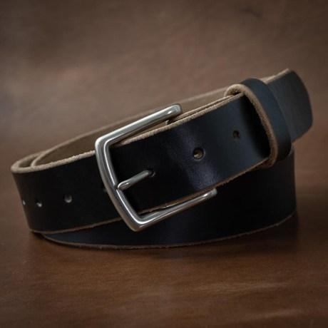 Popov Leather Belts: The Attire Club Review
